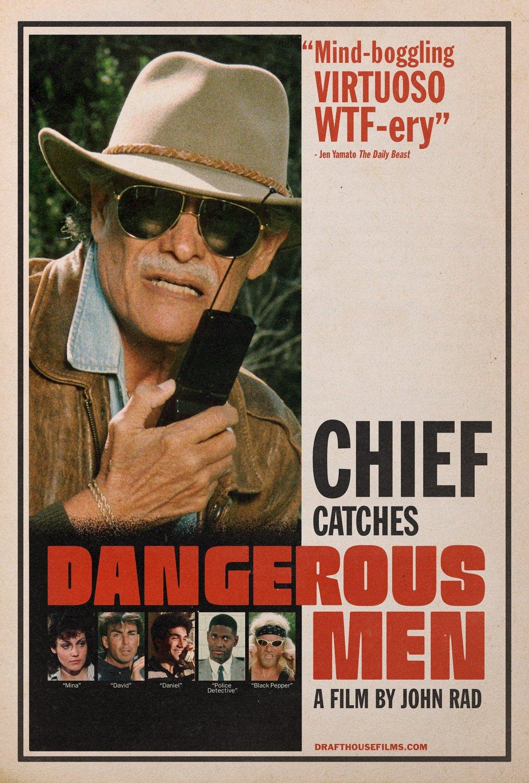 Трейлер Dangerous Men —безумного грайндхауса от иранского режиссера - Изображение 1