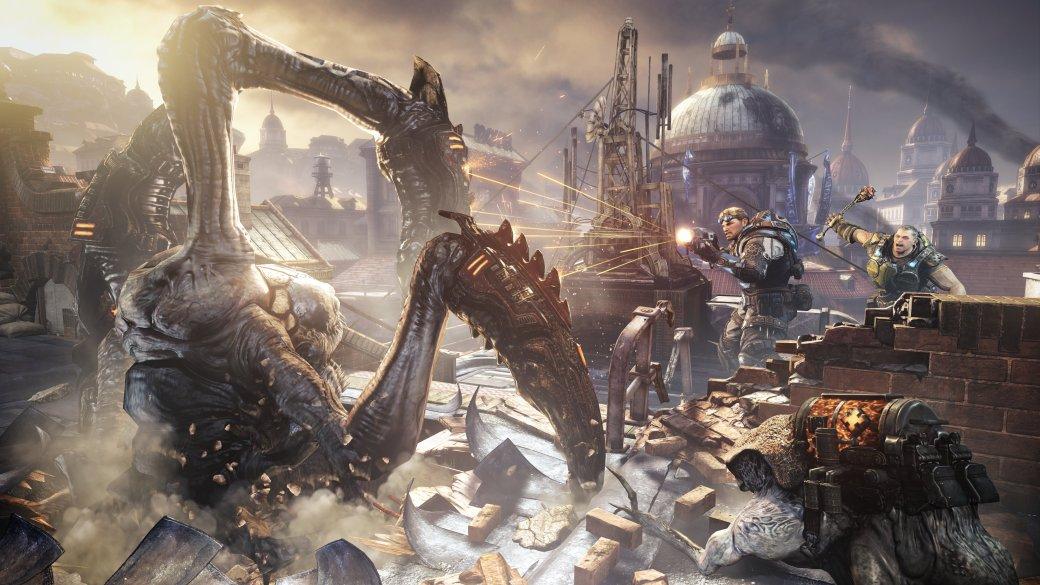E3: Gears of War: Judgement - наши впечатления от многопользовательского режима - Изображение 1
