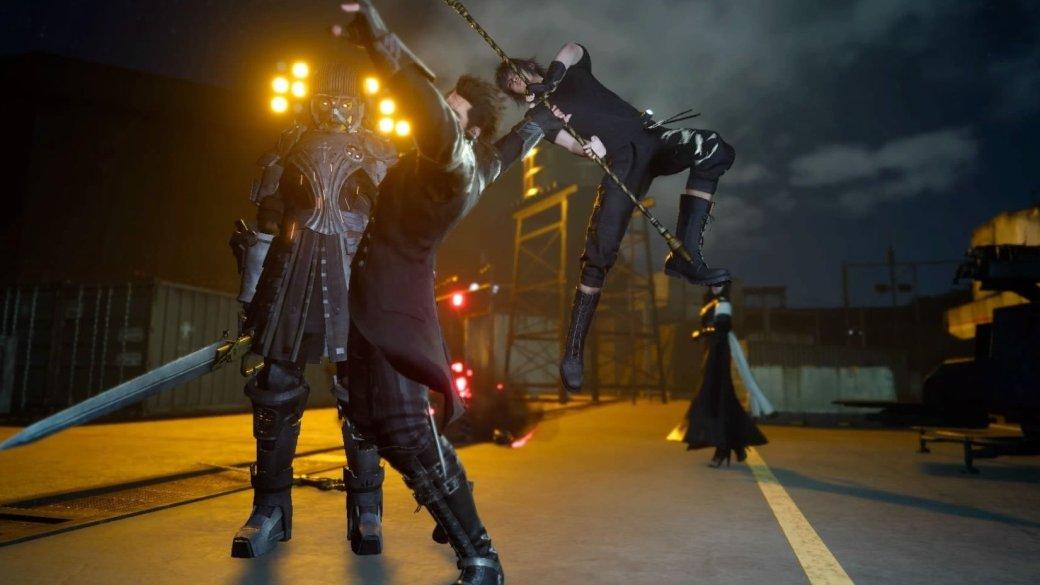 Рецензия на Final Fantasy XV - Изображение 20