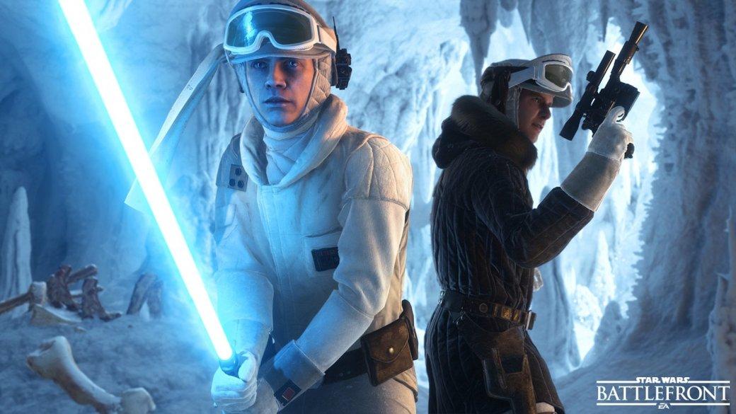 Платный DLC добавит в Star Wars Battlefront Беспин и Звезду Смерти - Изображение 1