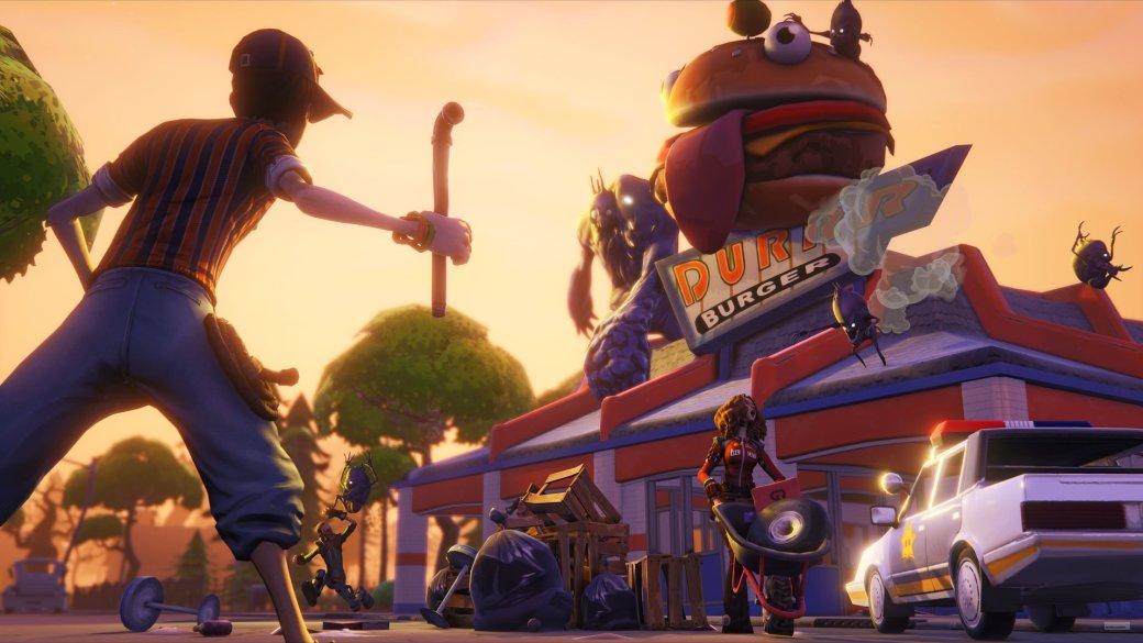 Первой игрой на Unreal Engine 4 станет мультяшный зомби-шутер. - Изображение 4