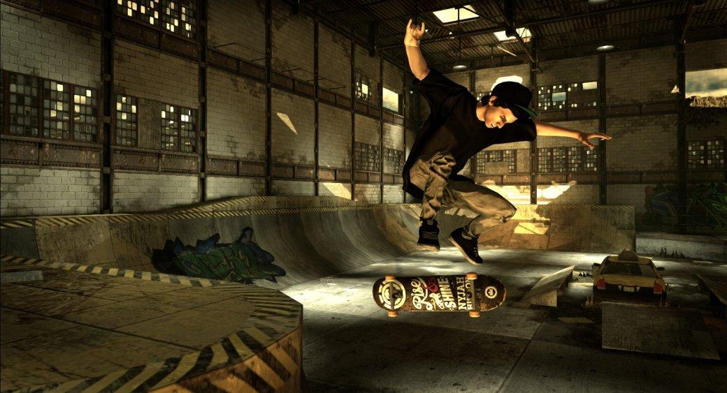 Activision работает над новой игрой со cкейтером Тони Хоуком - Изображение 1