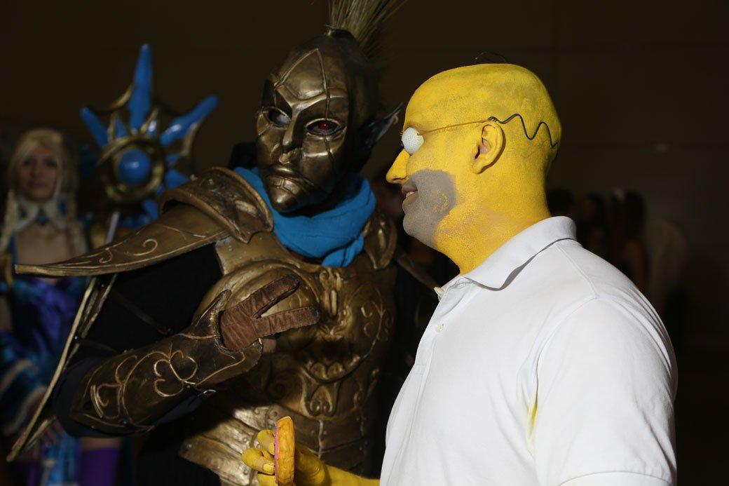 «Игромир 2015» и Comic Con Россия в лицах - Изображение 30