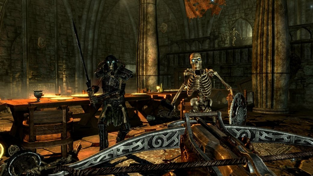 E3: Скриншоты The Elder Scrolls V: Skyrim - Dawnguard - Изображение 10