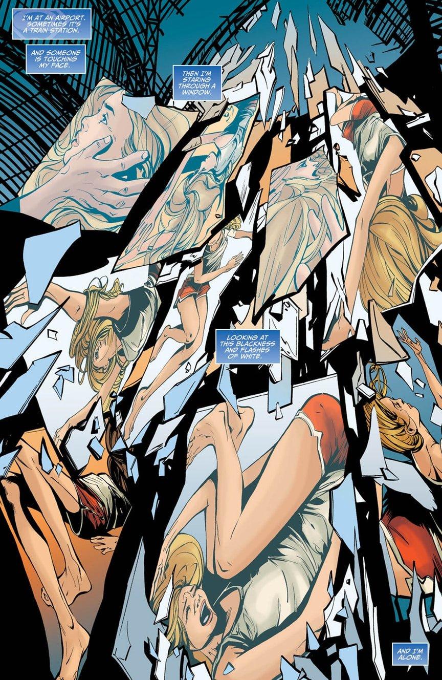 В новом комиксе Супердевушке изменили историю происхождения - Изображение 3