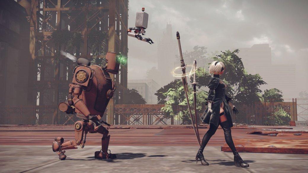 Рецензия на NieR: Automata. Обзор игры - Изображение 8