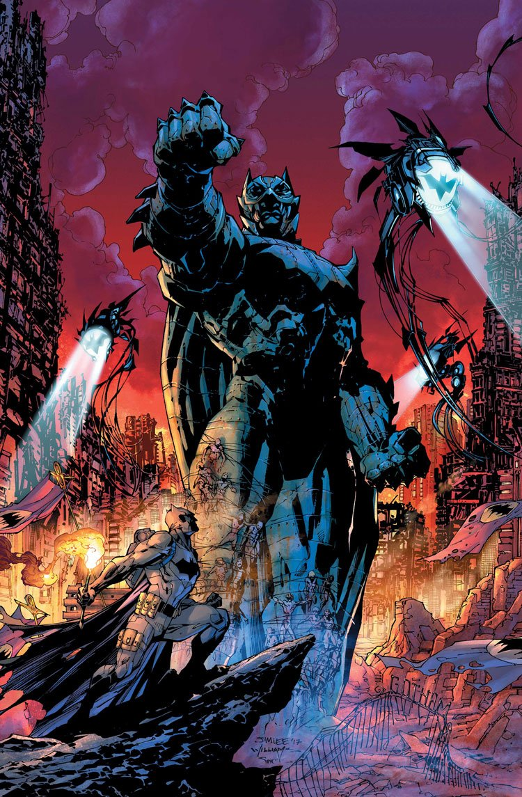 Летом выйдет прелюдия к главному событию последних лет в жизни Бэтмена - Изображение 1
