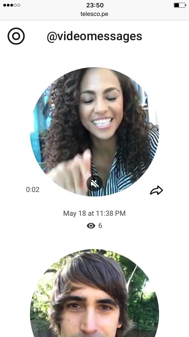 ВTelegram теперь можно отправлять видеосообщения (ноони круглые) - Изображение 2