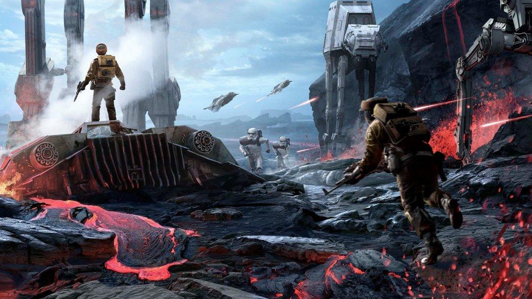 В Star Wars Battlefront не будет платных предметов - Изображение 1