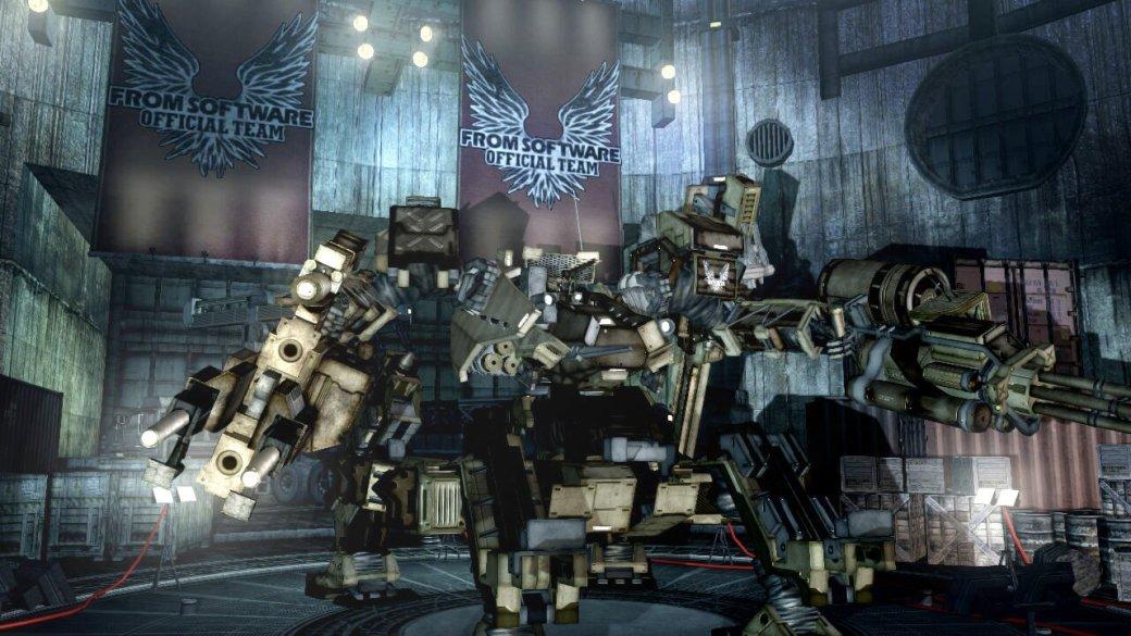 Рецензия на Armored Core 5 - Изображение 2