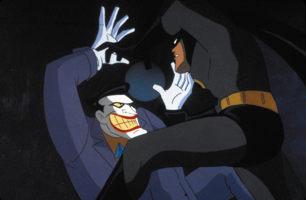 Бэтмен из «Убийственной шутки» тоже разругал BvS - Изображение 1