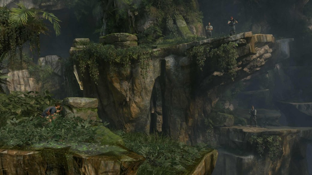 Paris Games Week. Впечатления от мультиплеера Uncharted 4 - Изображение 1