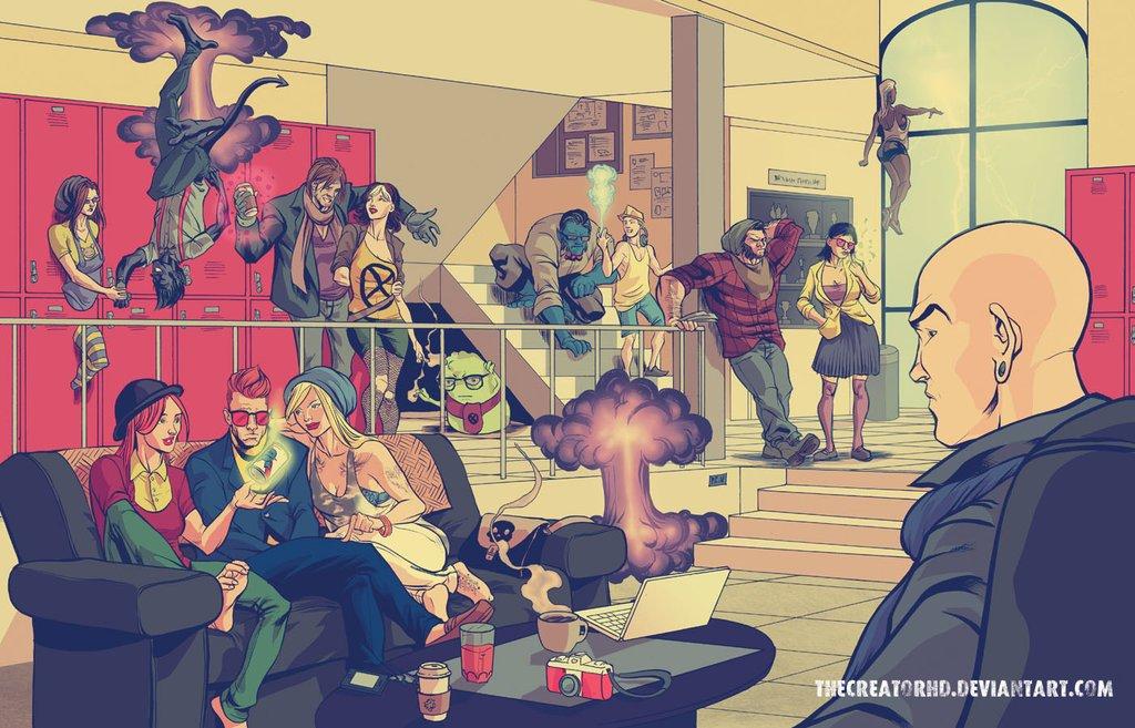 Как начать читать комиксы Людей Икс, часть 1: современные серии - Изображение 3
