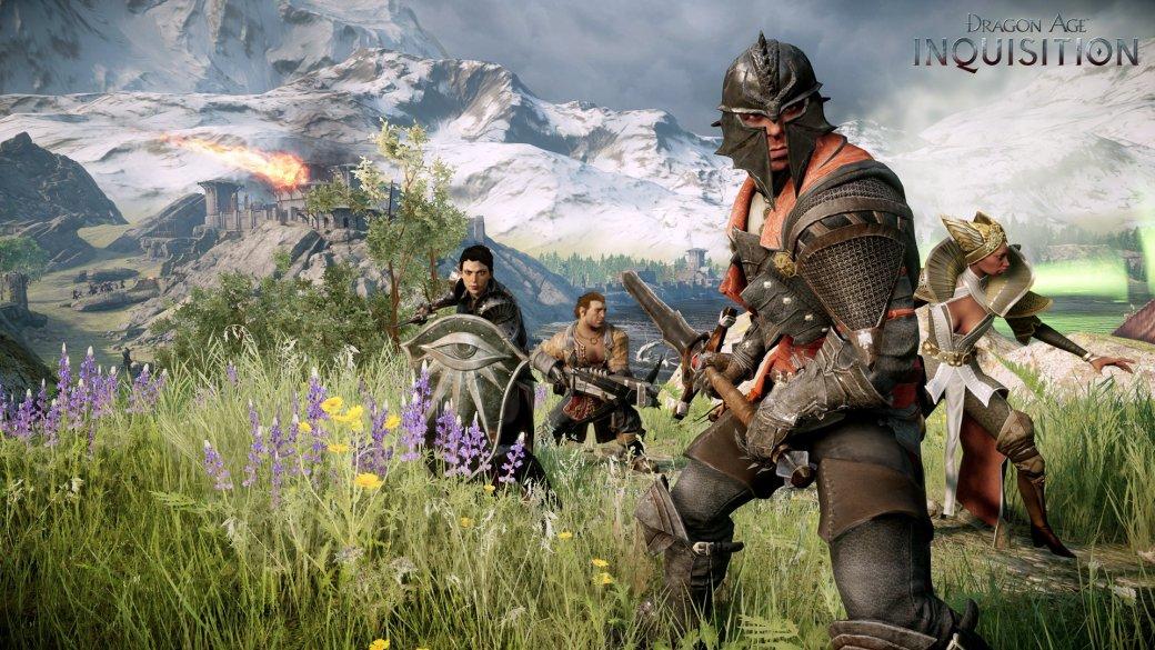 Dragon Age: Inquisition — Информация из журнала GameStar (Обновлено). - Изображение 1