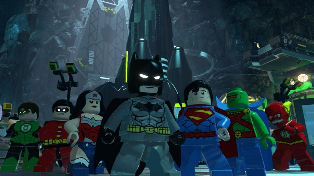 Рецензия на LEGO Batman 3: Beyond Gotham - Изображение 7