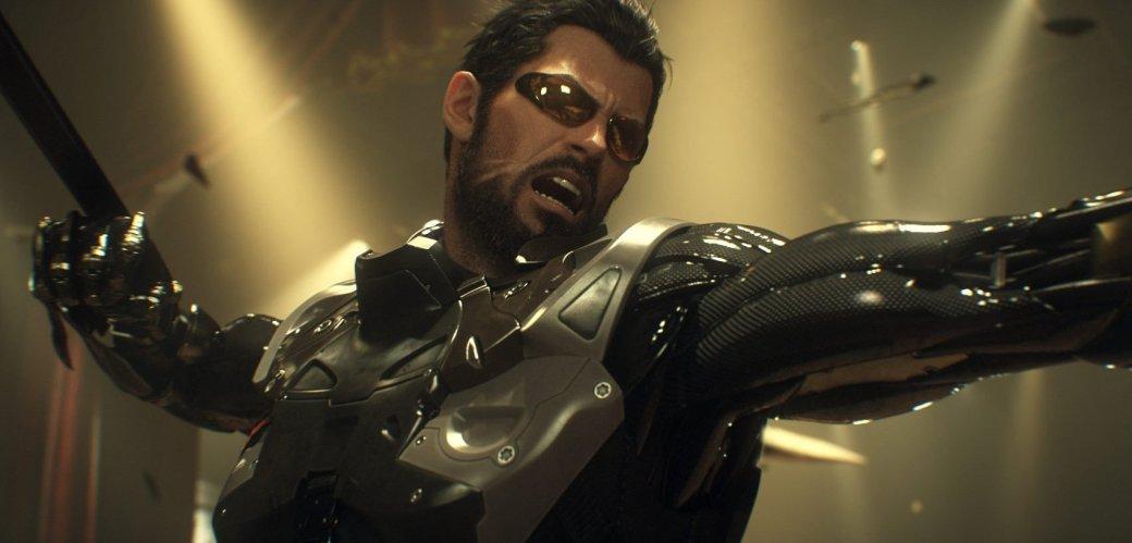 Для Deus Ex: Mankind Divided использовали улучшенный движок от Hitman. - Изображение 1