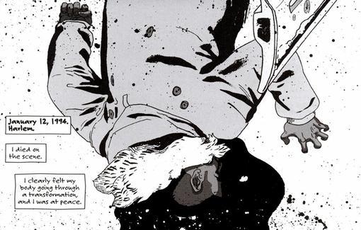 Комиксы: Sentences: The Life Of MF Grimm - Изображение 1