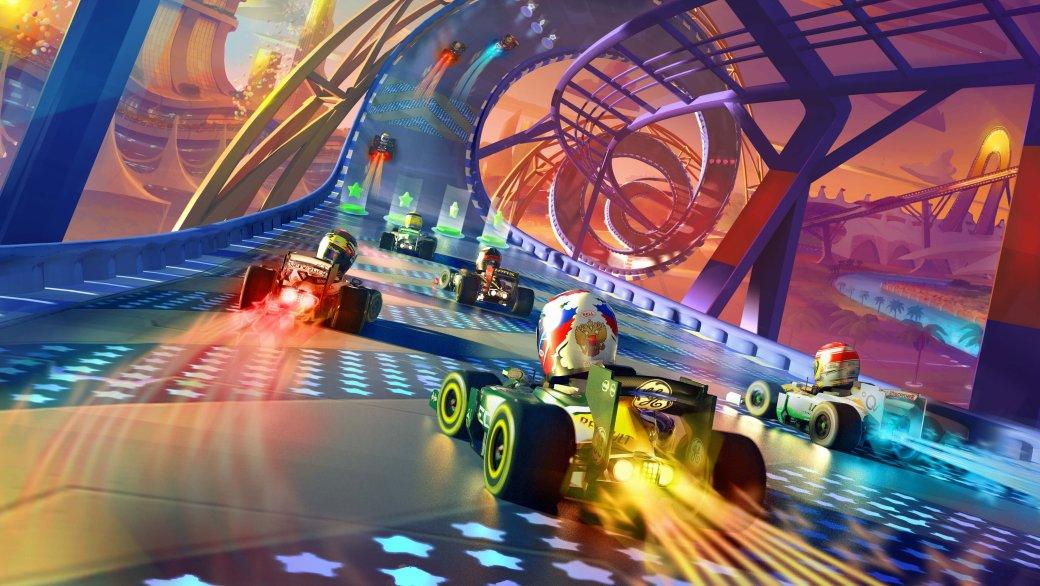 Сейчас на PS Plus: F1 Race Stars - Изображение 2