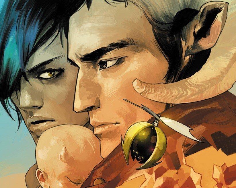 """""""Saga"""" - несколько слов о живой классике комиксов - Изображение 1"""