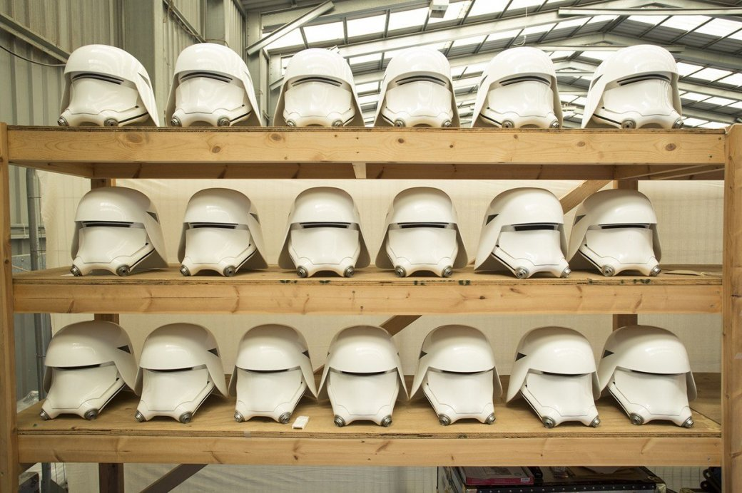 Загляните в раздевалку имперских штурмовиков из Star Wars - Изображение 5