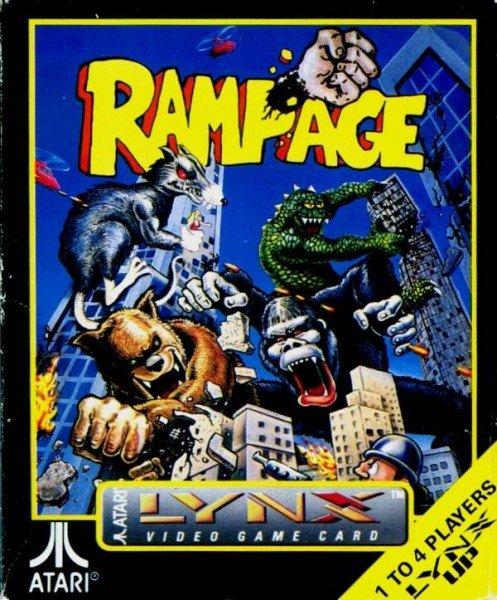 Создатели «Колонии» напишут фильм по игре Rampage для Скалы. - Изображение 2