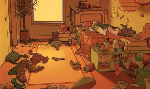 Комиксы: Nonplayer - Изображение 5