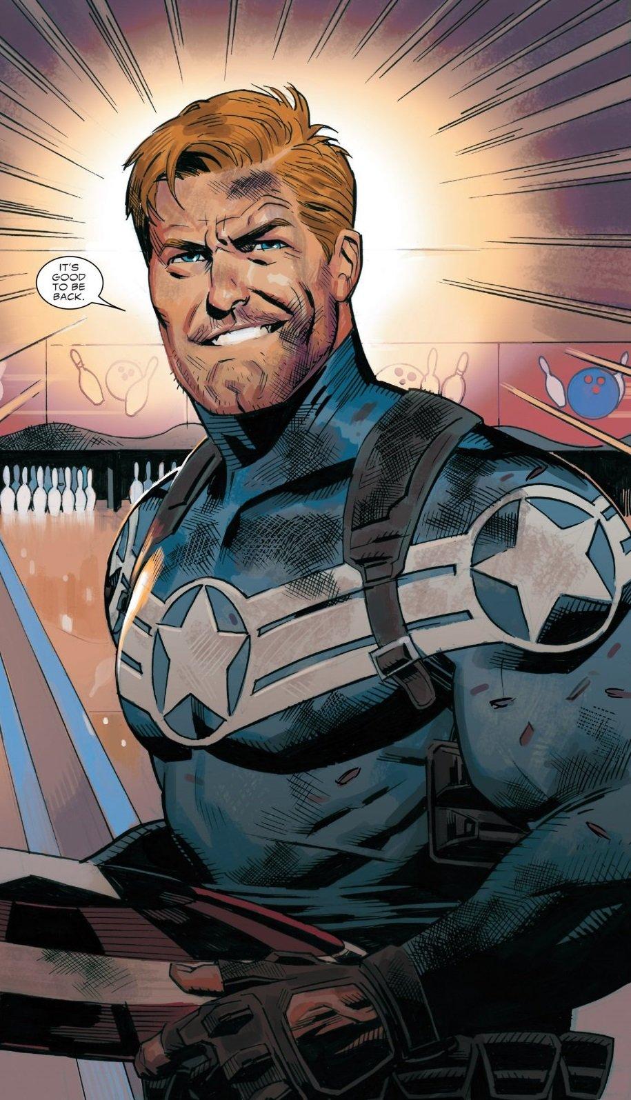 Как Капитан Америка предал все ради власти над Гидрой ивсем миром. - Изображение 9