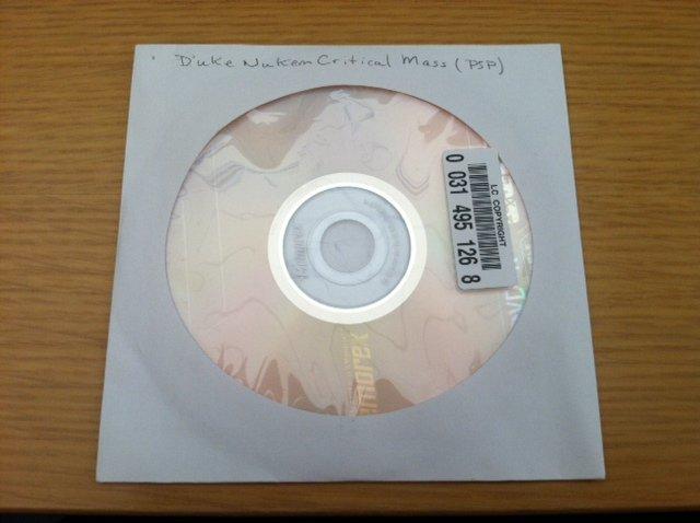 Потерянную Duke Nukem для PSP нашли в библиотеке Конгресса - Изображение 1