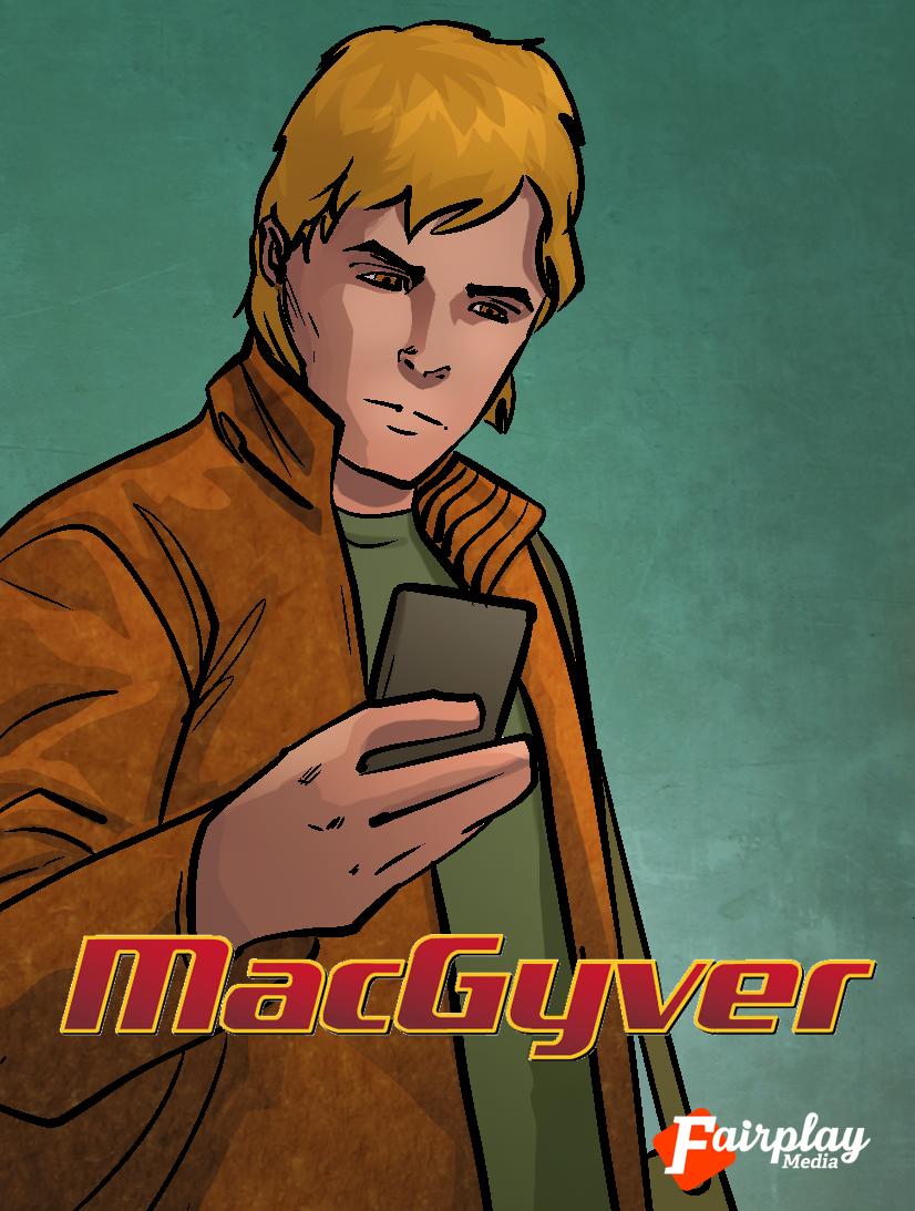 Старый телесериал о рукастом агенте переделают в пазл для мобильных  - Изображение 1