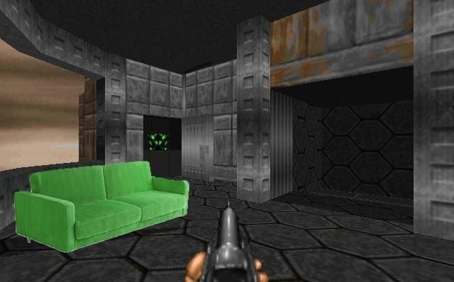 Канадская строительная компания проектирует комнаты с «движком» Doom. - Изображение 1