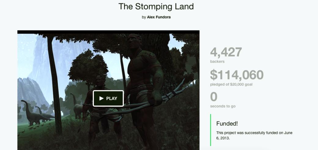 На Kickstarter разработчик собрал $114 тысяч и... пропал - Изображение 1