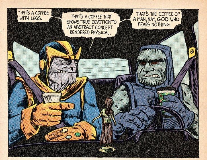 Как Marvel персонажей DC воровала (и наоборот). - Изображение 2
