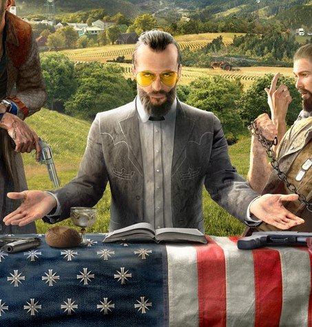 Что происходит напервом постере Far Cry5?. - Изображение 9