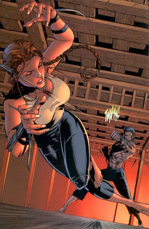 Девочки-припевочки, или весеннее обострение в комиксах - Изображение 11