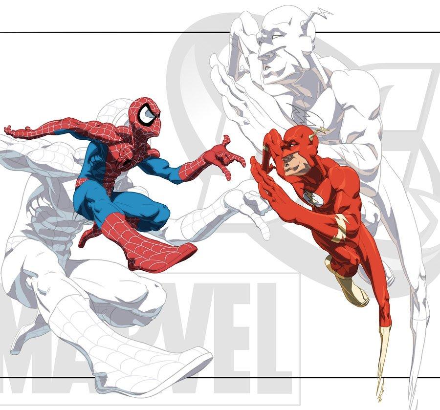Лорд и Миллер пишут одновременно сценарии «Человека-паука» и «Флэша» - Изображение 1