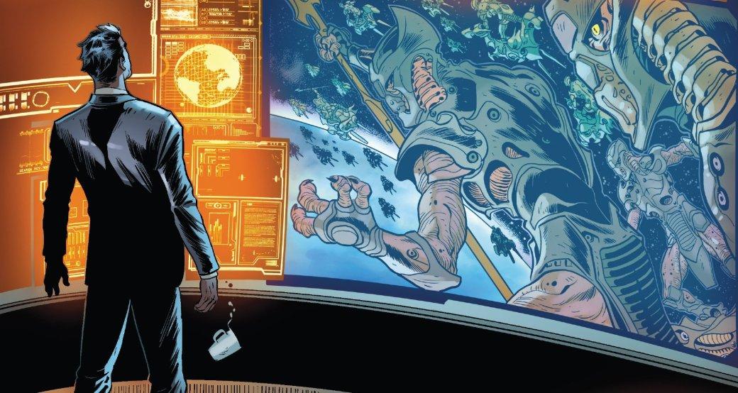 Почему изКапитана Америка получился отличный суперзлодей? - Изображение 14