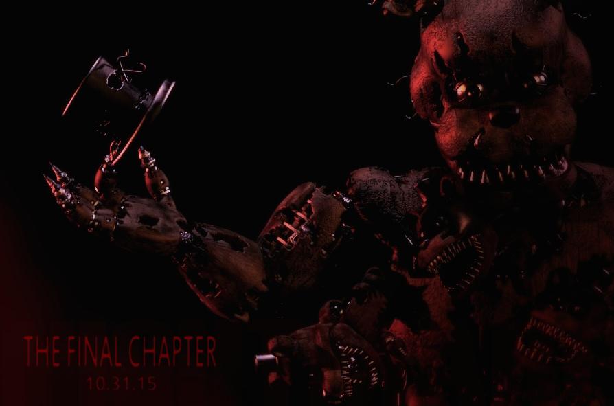 Анонс Five Nights At Freddy's 4: The Final Chapter: Фредди жив! - Изображение 1
