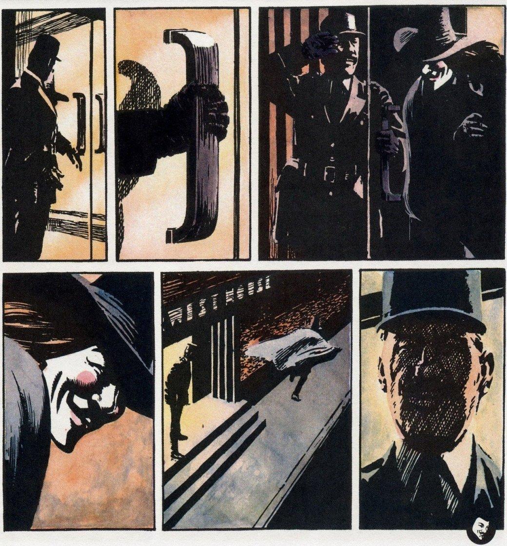Комикс недели: V for Vendetta - Изображение 6