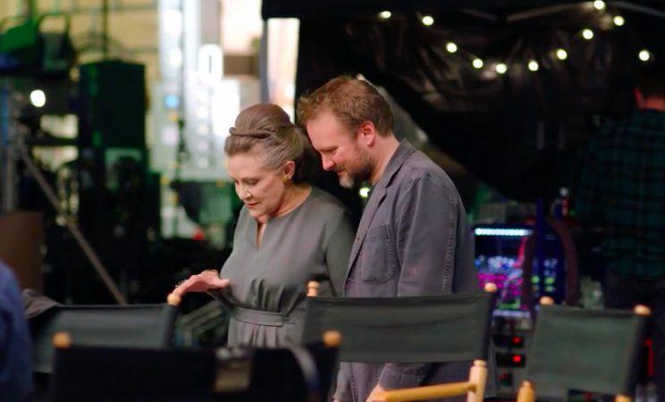 Создатели «Звездных войн» опровергли появление Фишер вроли Леи вдевятой части