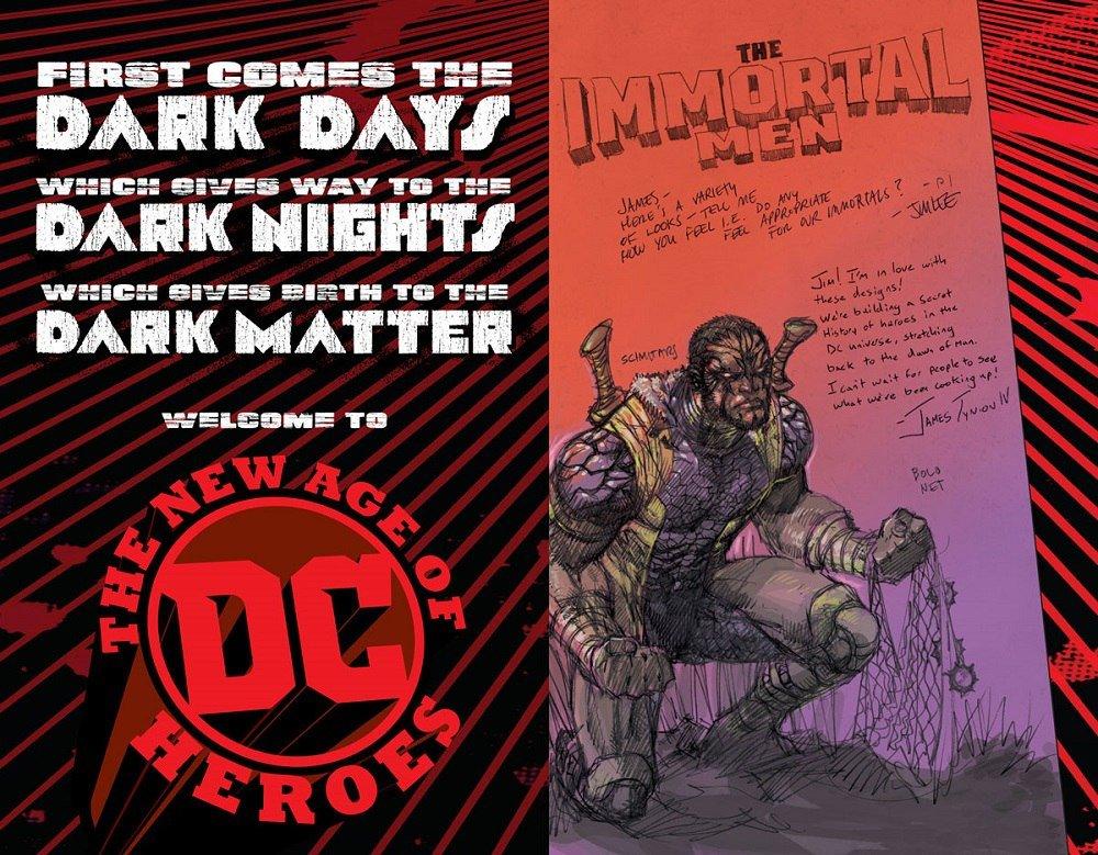 DC экспериментирует с жанрами: ждем историй об убийце, богах и монстре - Изображение 4