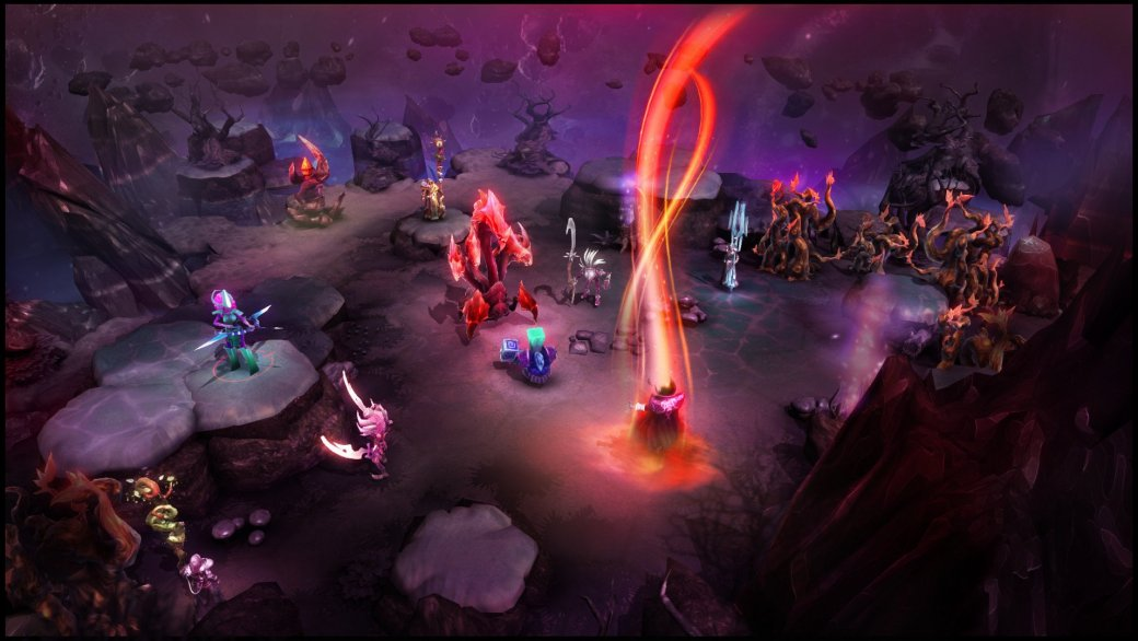 Трейлер и дата выхода Chaos Reborn —новой игры создателя X-COM - Изображение 1