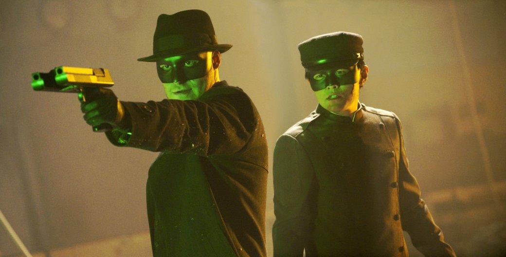 Мишель Гондри назвал «Зеленого шершня» худшим моментом своей карьеры - Изображение 2