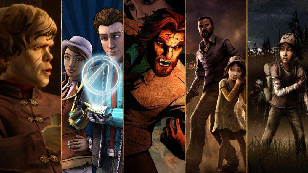Telltale Games выпустила сборник своих игр за $110  - Изображение 1