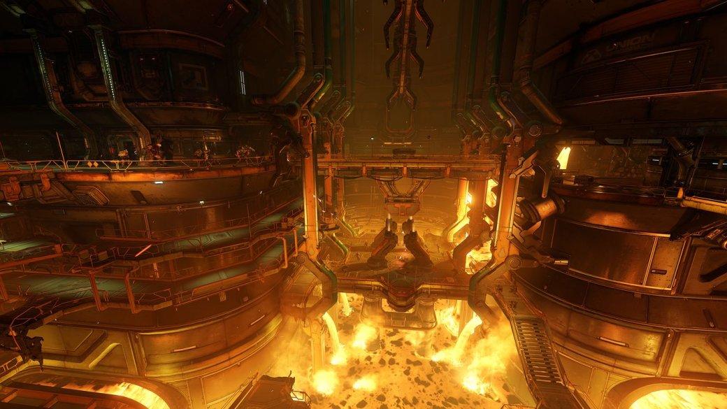 Все о Doom 4 с QuakeCon 2015: мультиплеер за Ревенанта и новые скрины - Изображение 3