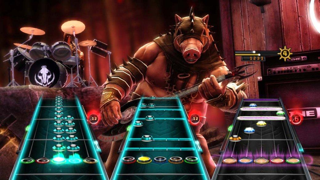 Слух: Activision готовит новую Guitar Hero - Изображение 1