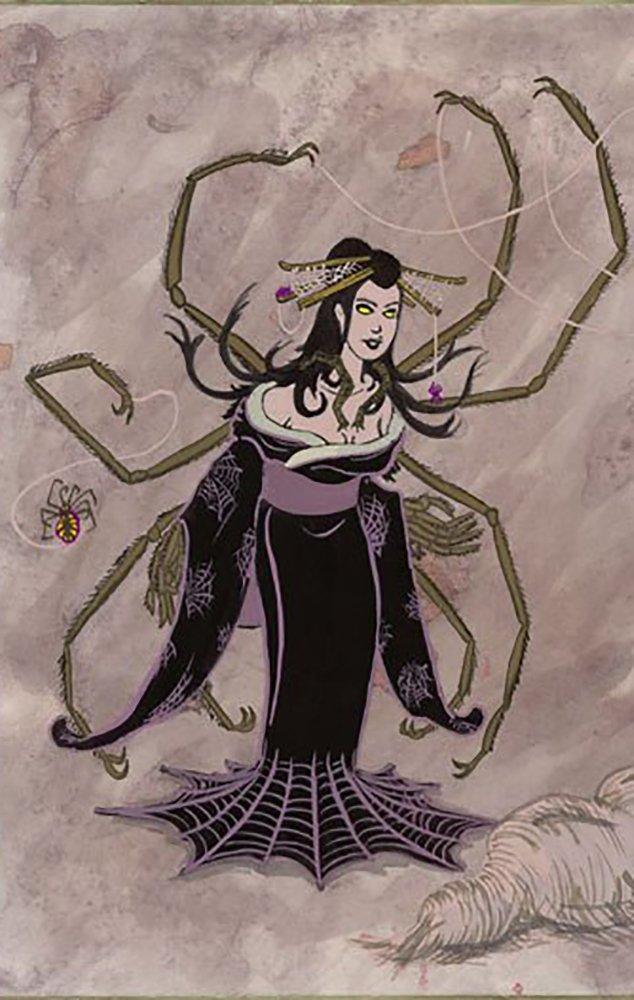 Странные существа из японских мифов, которых вы встретите в Nioh - Изображение 27