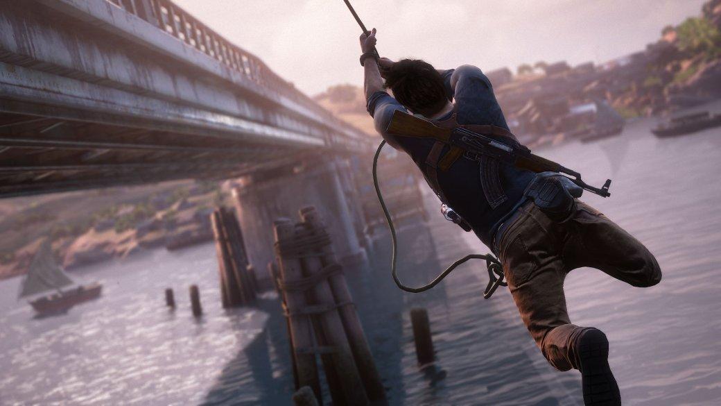 20 изумительных скриншотов Uncharted 4 - Изображение 3