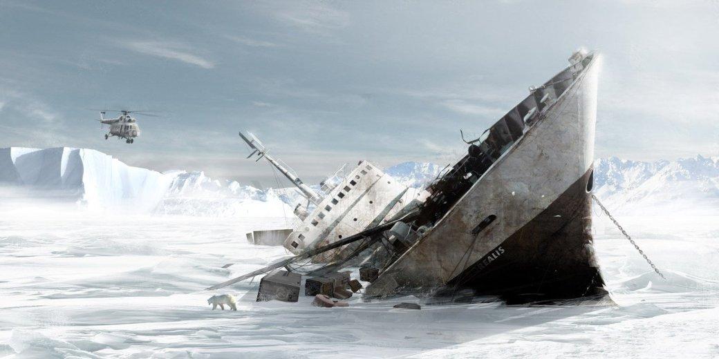 Белые кораблики - Изображение 9