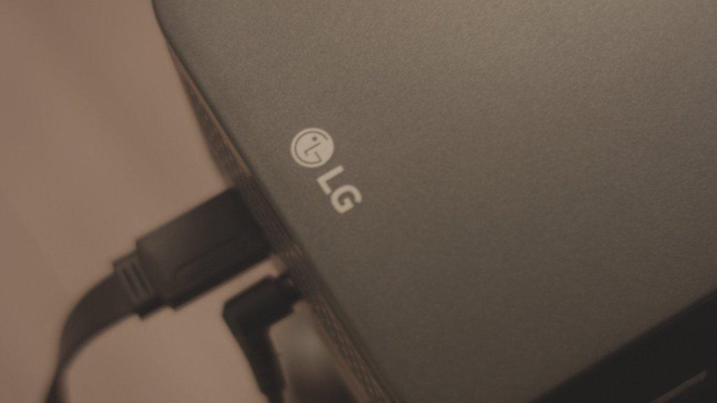 Обзор домашнего проектора LGMinibeam UST - Изображение 1