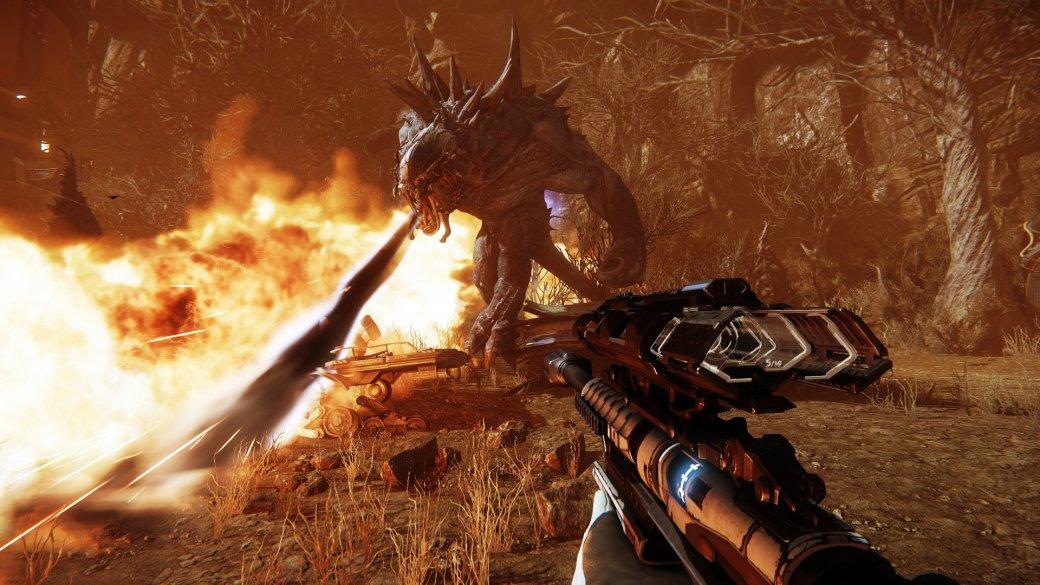 Скандальный FPS Evolve продался тиражом в 2,5 млн —и это хорошо!. - Изображение 1